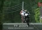 Isle of man TT 2009 w spowolnieniu