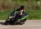 J300 - pierwszy skuter Kawasaki
