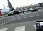 Jednoślad vs. auto na skrzyżowaniu - ignorancja czy wada wzroku?