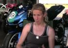 Jenny Tinmouth - wypadek na elektrycznym motocyklu