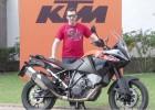 KTM 1050 Adventure 2015 - pierwsza jazda
