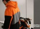 KTM 125 Duke - Rok Bagoros odbiera nowy motocykl