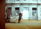 KTM 125 Duke i Słoweński stunter w akcji