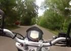 KTM 125ccm od 0 do 100 km/h
