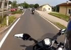 KTM RC 125 - test w ruchu ulicznym