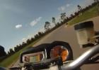 KTM Super Duke - trening na torze