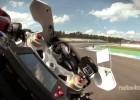 Kamera żyroskopowa - BMW S1000RR na Hockenheimring