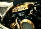 Kolejne dziecko Roalnd Sands Design - custom bike na zamowienie