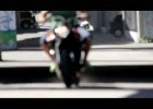 Moto Guzzi w wersji hardcore supermoto
