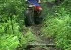 Motocykl-wszędowłaz z napędem na dwa koła