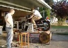 Motocyklowa hamownia - zrób to sam