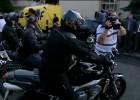 Motocyklowy rajd BOR do Smoleńska