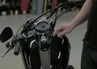 Motonowość HD na rok 2012 - Softail Slim w oku kamery