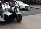 Motorbike Band na BMW R1200R