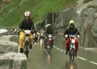 Motorowerami w Alpach - rajd przez trzy Szwajcarskie przełęcze