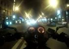 Nocna wycieczka motocyklowa ulicami stolicy Rosji