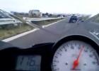 Opel Astra vs Yamaha R6 - wyścig 107-267 kmh