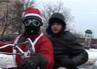 Parada Mikołajów na motocyklach w Trójmieście 2010