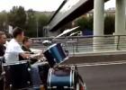 Perkusja na motocyklu