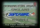 Pierwsza w historii runda WSBK - Donington Park 1988
