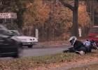 """Prowokacja """"Reakcja"""" - bezpieczeństwo na drodze"""