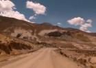 Sesques - ciężka droga w Argentynie