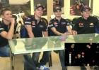 Stoner, Dovizioso, Pedrosa i Marquez - szybcy i zabawni