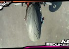 Stunt na KTM Duke 125 - Rok Bagoros na torze