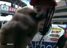 Superbike wyścig 1 - Miller 2011