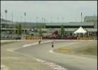 Superbike wyścig 1 na torze Miller Motorsport 2010