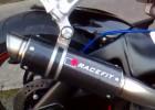 Suzuki GSX-R 1000 K5 z wydechem Racefit Growler