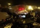 Szaleńcza jazda motocyklisty ulicami Trójmiasta
