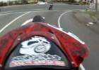 Szaleńczy rajd wheelie