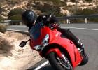 Test Hondy VFR800 2014 w Hiszpanii