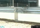 Test bezpiecznych barier energochłonnych - Basyc Motorcyclist Protection System