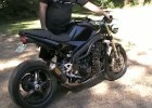 Triumph Speed Triple - wydech Mivv