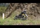 Triumph Speed Triple i jazda na gumie