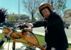 Ubezpieczenie motocykla - reklama Allstate