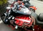V12 z Astona Martina w motocyklu