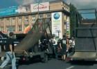 Winobranie FMX SHOW w Zielonej Górze - Diverse Back In Town 2010