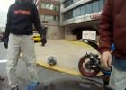 Wymuszenie pierwszeństwa i źli motocykliści
