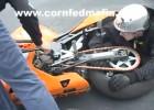 Wypadek podczas treningu stuntu