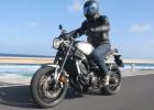Yamaha XSR900 - test motonowosci na wyspie Fuerteventura