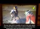 Zachowanie anty fair play wielokrotnego zwycięzcy Rajdu Dakar