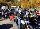Zakonczenie sezonu motocyklowego w Bielska-Białej