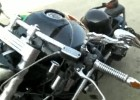 drag honda cbr turbo