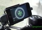 iPhone z GaugeFace - wskaźniki dla Harleya