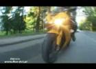 Triumph Daytona 675 vs Honda CBR 600 rr