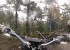 Husqvarna TE300 2014 - test na leśnej trasie