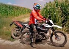 Malaguti XTM 125 i XTM 50 - test weekendowego offroadu